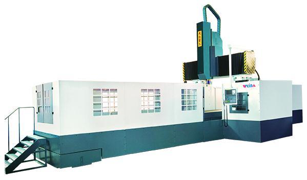 山东威达GMC1630A立卧两用龙门式加工中心