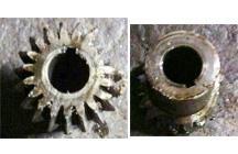 抚顺插床B5052配件:齿轮