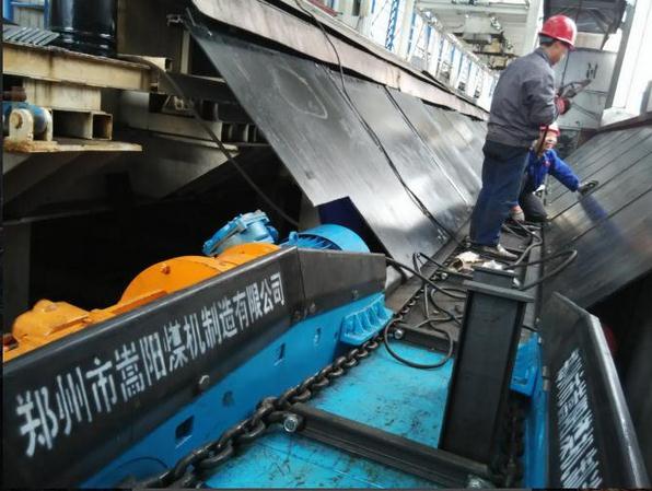 洗煤厂用SGB系列刮板输送机