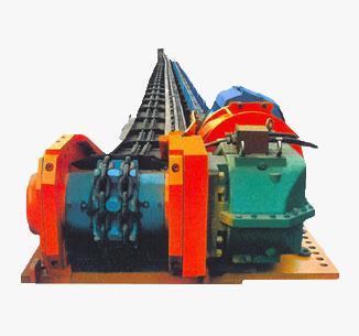 中型刮板输送机