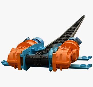 SGZ630/150刮板输送机