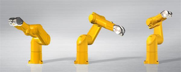 史陶比尔六轴工业机器人