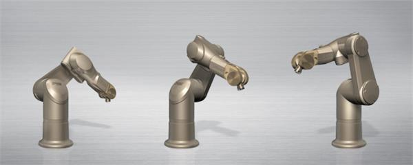 史陶比尔潮湿环境机器人