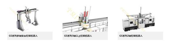 宁夏巨能机器人-桁架机器人