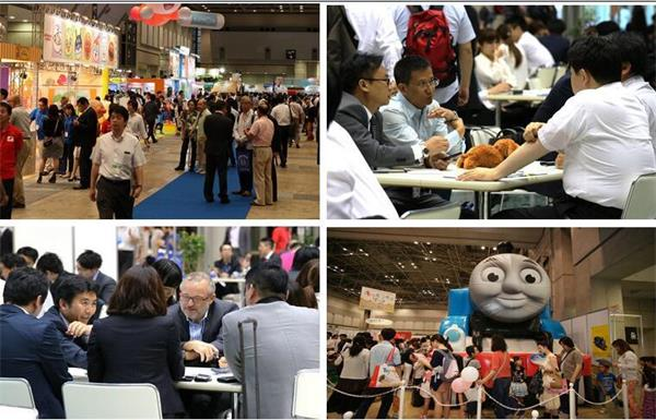 2018日本玩具展57届东京玩具展会