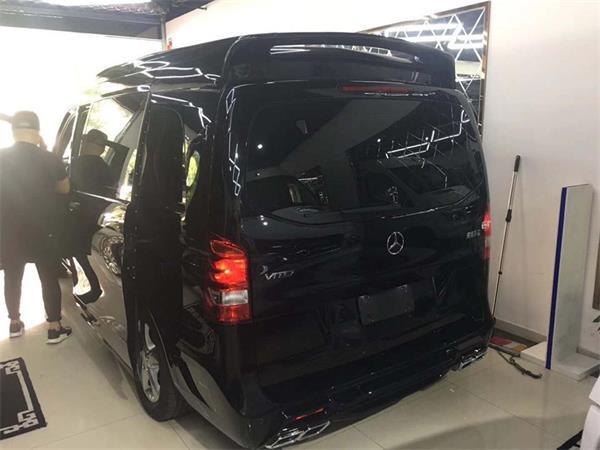 奔驰威霆改装商务车不过50的MPV你还会考虑GL8?